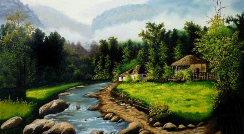 نقاشی جنگل و درخت برای کودکان_۵fd87375c8a21.jpeg